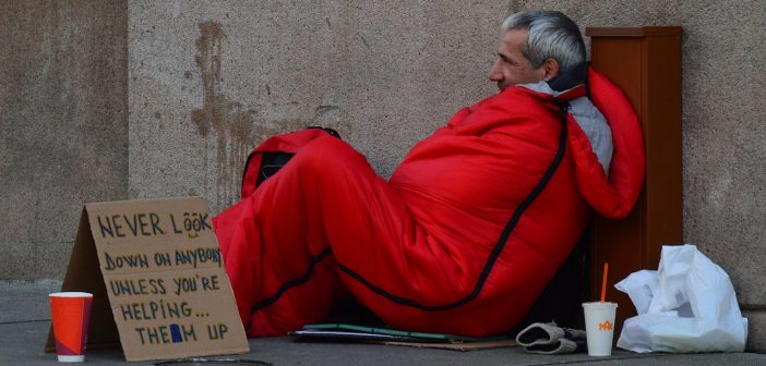 A worry-free way to help homeless people in the UK
