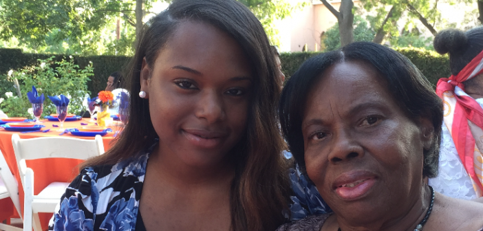Amiah Sheppard Defies the Odds to Go From Foster Care to College Graduate