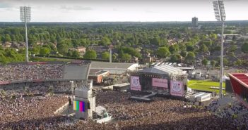 Manchester One Love Concert – Displays of Unity and Peace