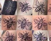 Manchester Bee Tattoos Raise Money for Those Affected by Manchester Arena Attack