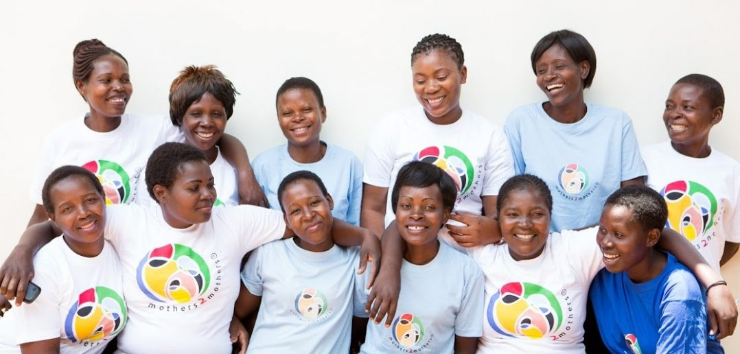 mothers2mothers Help Reduce Number of Babies Infected with HIV