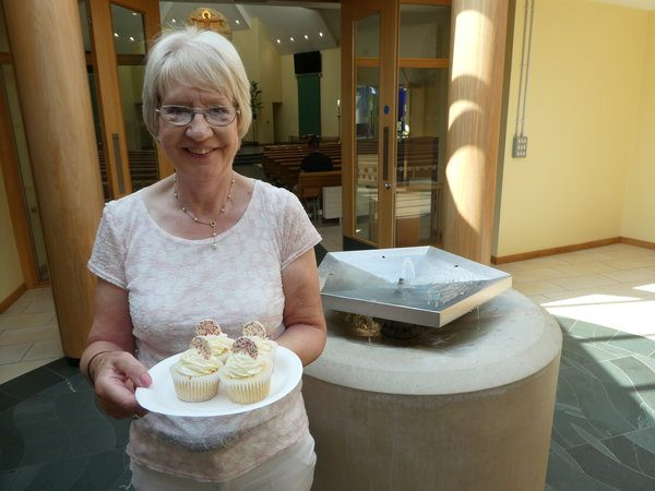 Baking Regularly For More Than 3 Decades Has Helped This Woman Through a Bereavement, And Supported Others Too