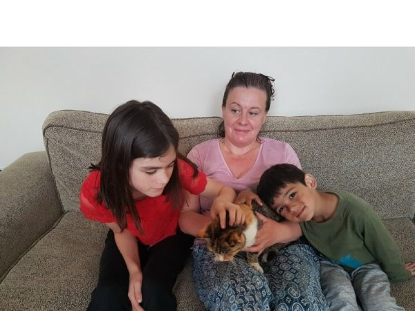 Missing cat returned home after 12 YEARS as owner refused to give up hope