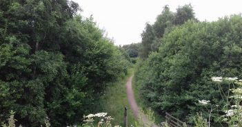 Avenue Washlands Nature Reserve 10 Years On is a World Away from Its Former Industrial Self