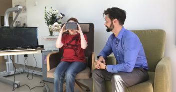 Hospice launches research into virtual reality therapy