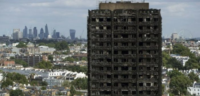 'The Power of Us' – A Tribute to the Victims of the Grenfell Tower Tragedy