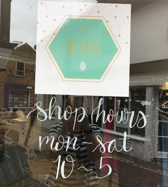 The Beehive: Charity Shop Gives Freebies to People in Need