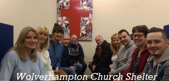 Wolverhampton Church Shelter to Become Permanent Facility