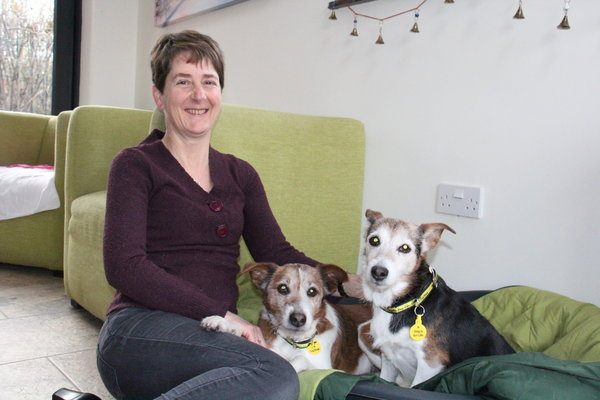 New home for the New Year for devoted elderly doggie duo sisters