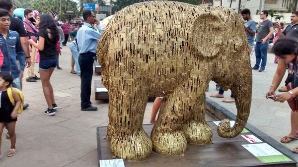 Elephant Parade Raises Awareness for Endangered Asian Elephants