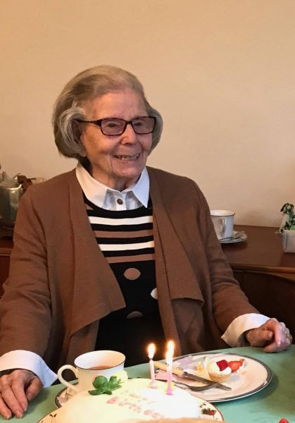 Ending loneliness with a cup of tea and a bit of cake