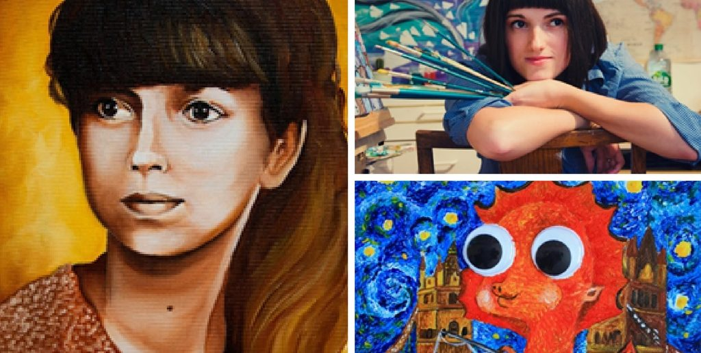 Meet the Ukrainian Artist helping Londoners connect through Art