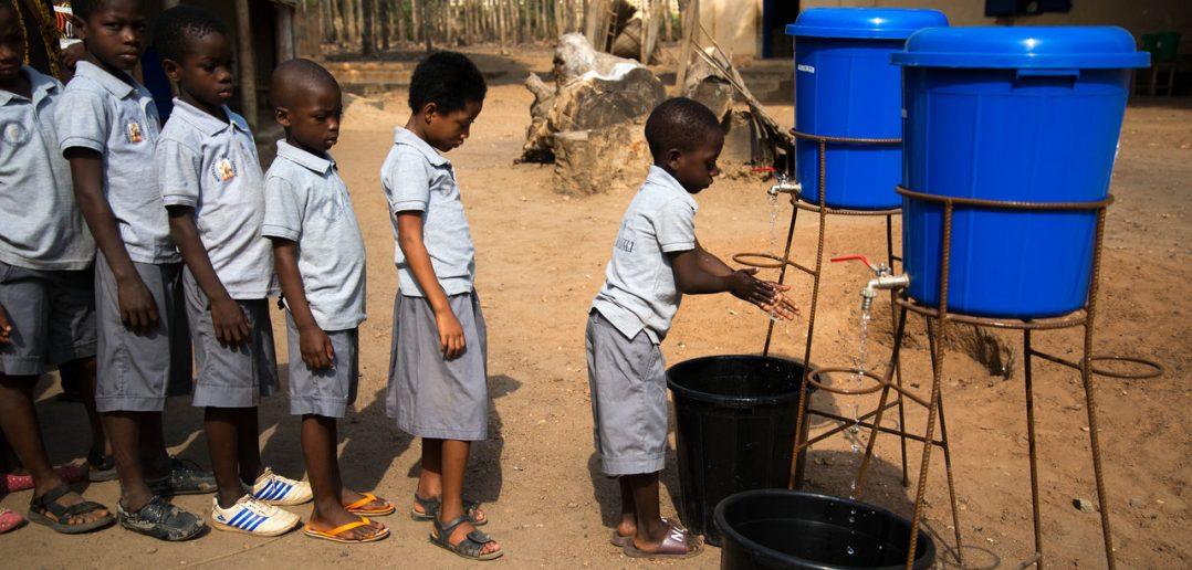 Child development charity Compassion cut child malaria deaths to ZERO in Amlamé, Togo