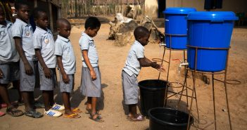 Child development charity Compassion cut child malaria deaths to ZERO in Amlamé, Togo