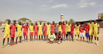 Sports Brings Peace and Unites Tribes in Crisis-Stricken South Sudan