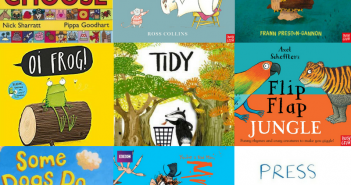 Beanstalk reveals 'Top 40' children's books for struggling and reluctant readers