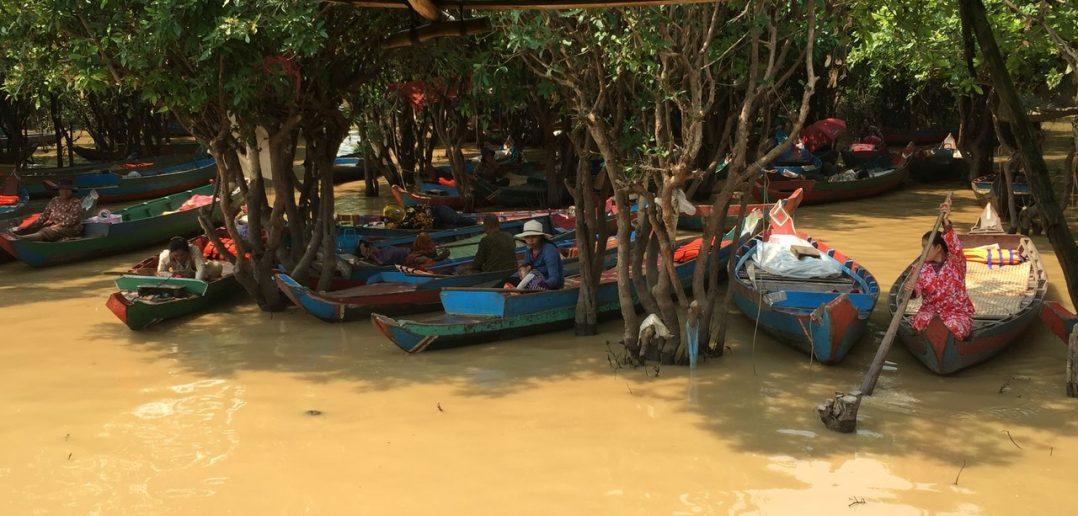 Eco-tourism drive in Cambodia
