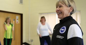 70's and 80's Pop Classics Are Inspiring People with Cancer to Stay Physically Active