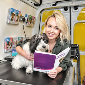 Pet Owners Urged to Take Advantages of Charity's Free Dog Health Checks Across the UK