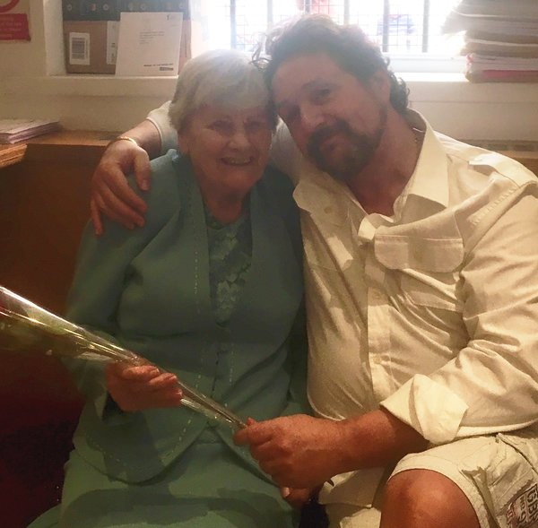 Kind-hearted care home staff help 86-year-old fulfil her dream of meeting Michael Ball