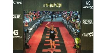 Woman Enters Ironman Competition to Raise Awareness for Rheumatoid Arthritis