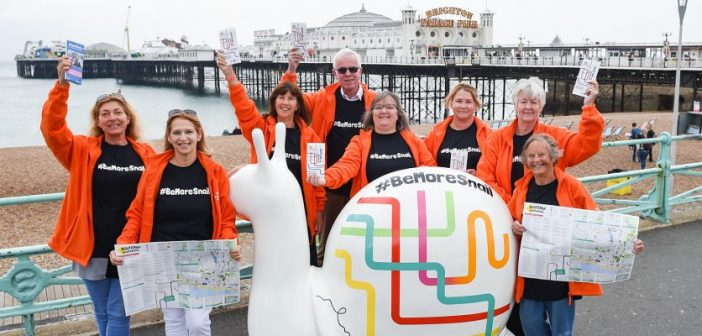 #BeMoreSnail By Slowing Down and Enjoying Life with Snailspace