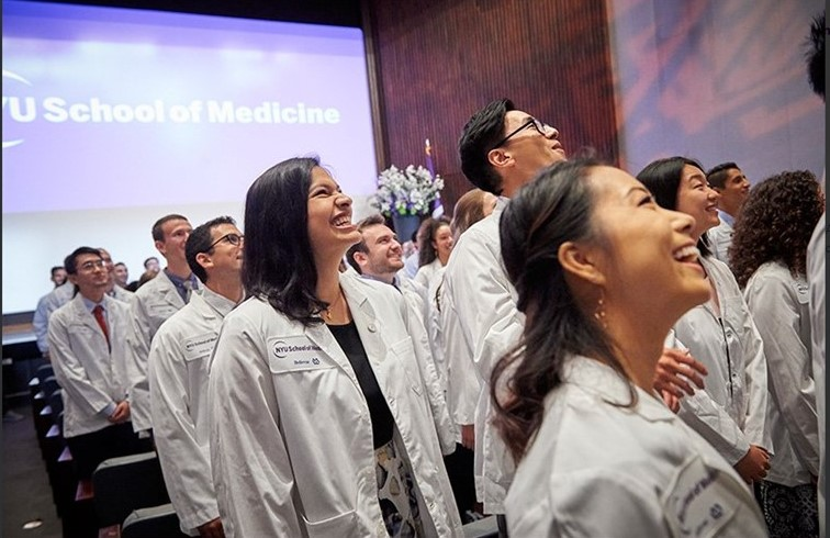 New York University Medical School pioneers scholarship for ALL students