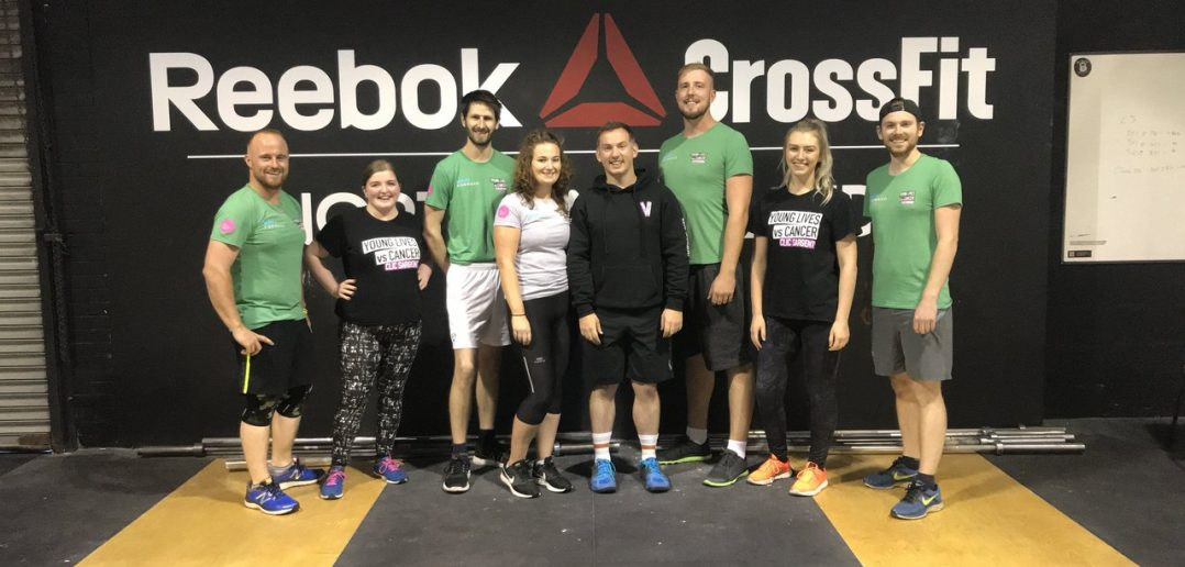 The CrossFit Exercise Programme That is Helping Young Cancer Survivors