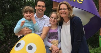 5 Year Old With Rare Genetic Condition Enjoys Surprise Trip to Alton Towers
