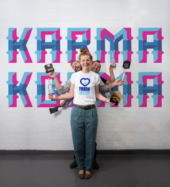 Get Good Korma at Pieminister: Free Curry Pies for FRANK Water's Karma Korma Campaign