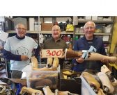 Men in Sheds Work Together and Lend Their Expertise to Rehabilitation Charity