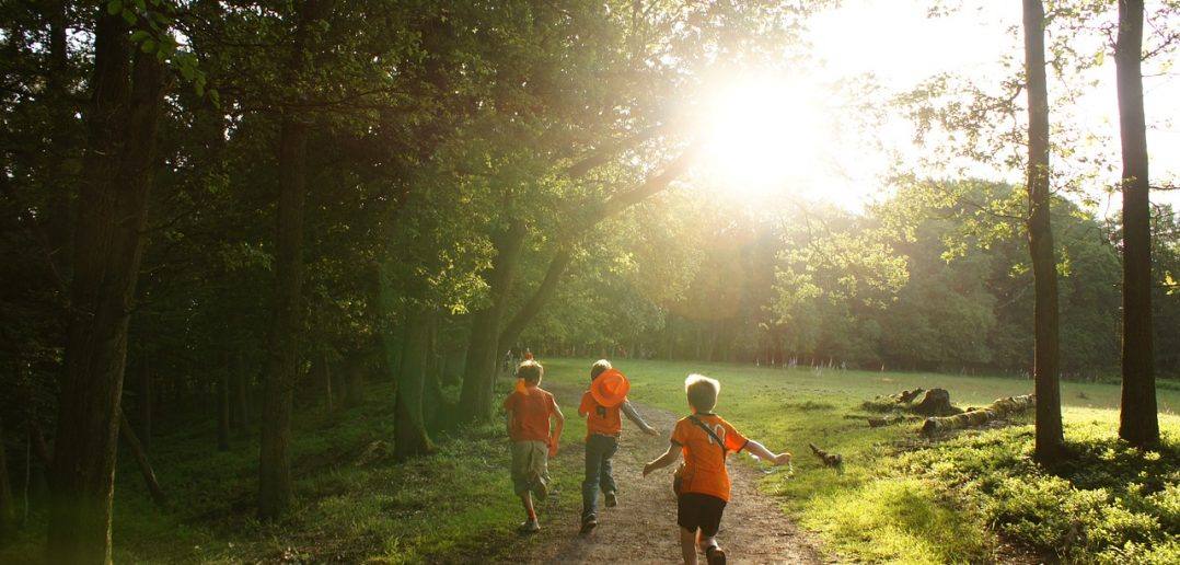 parkrun and Children's Heart Federation Show how Children's Heart Conditions are No Barrier to Exercise