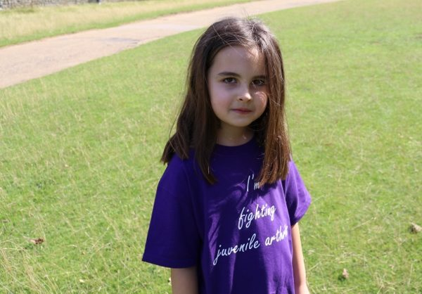 A Cure for Christmas: JAR's battle against Juvenile Arthritis