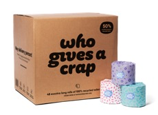 Who Gives a Crap: Improving Lives One Wipe at a Time