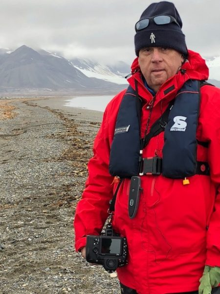 Prostate Cancer UK Nurses Help Gary Go On to Experience the Arctic Circle