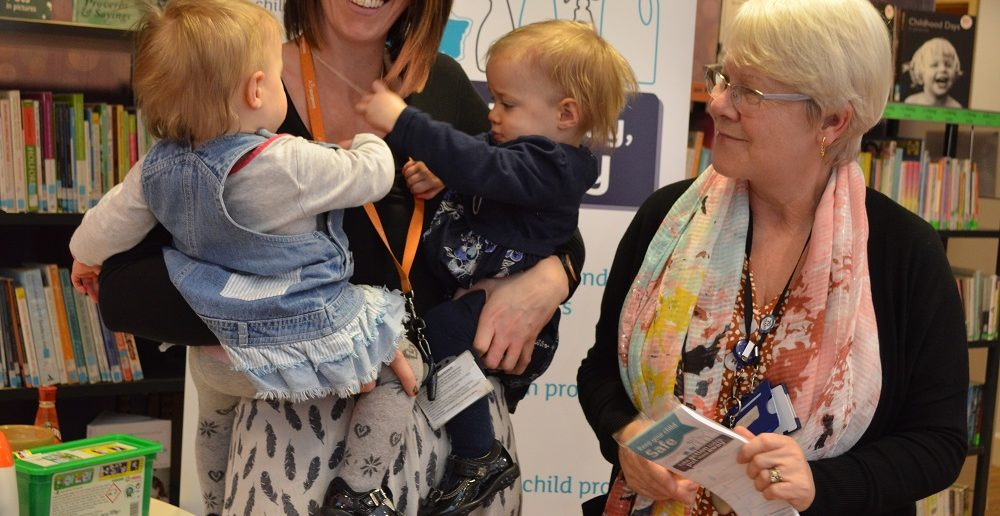 This Charity is helping toddlers to avoid accidental poisonings