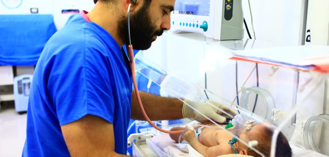 Crowdfunded Hospital is Giving Hope in Syria