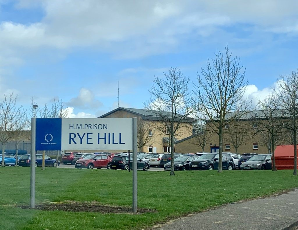 Inmates at HMP Rye Hill Organise Event to Support Charities Focusing on Peer Mentoring-Style Education Within Prisons