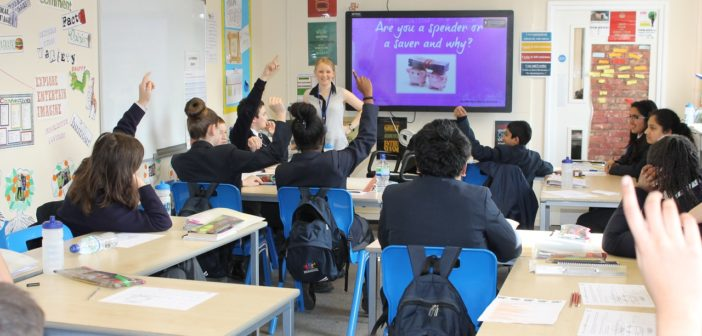 200,000 Young People Given Financial Education Workshops