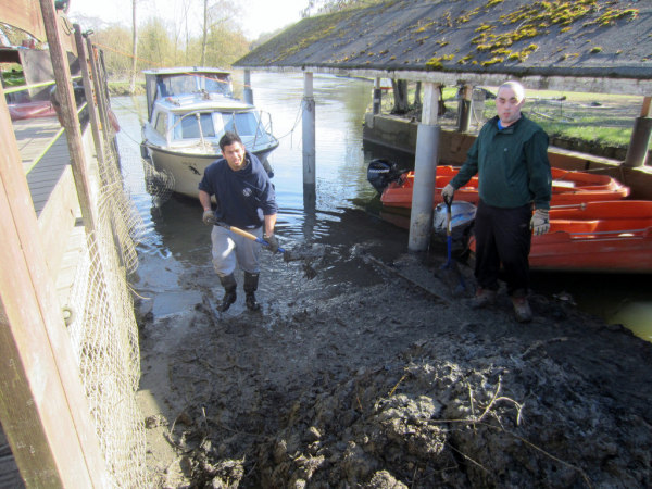 Community rallies around flood affected charity