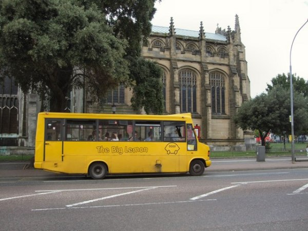 Big Lemon Bus - Simple and fun ways to help others