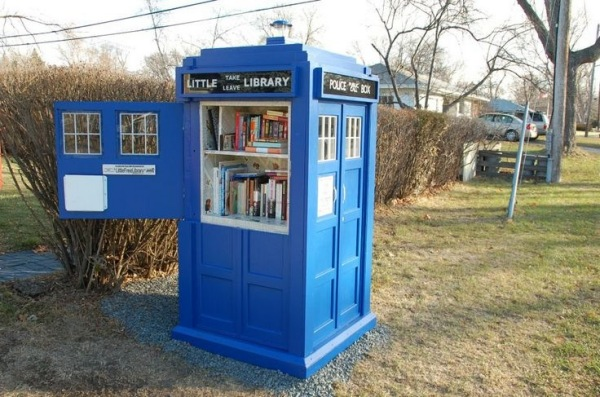 Little Free Library: How a loving tribute became a worldwide sensation.