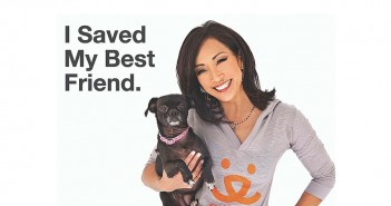 Dancing With the Stars' Judge Carrie Ann Inaba Supports Best Friends Animal Society 'Save Them All' Campaign