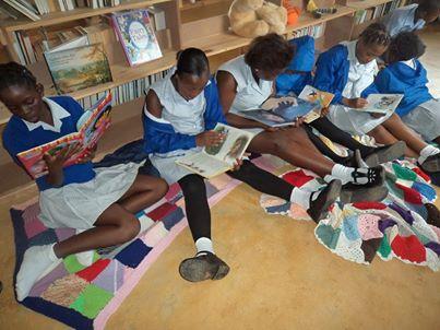 Za Foundation work in Mpumalanga