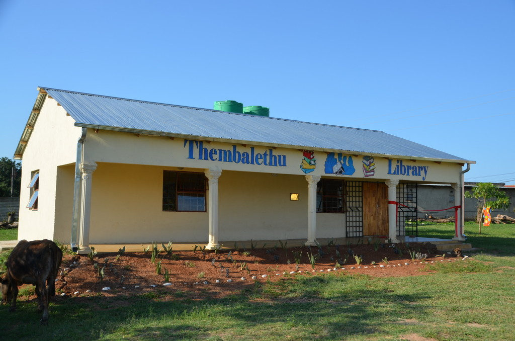 Za Foundation library in Mpumalanga