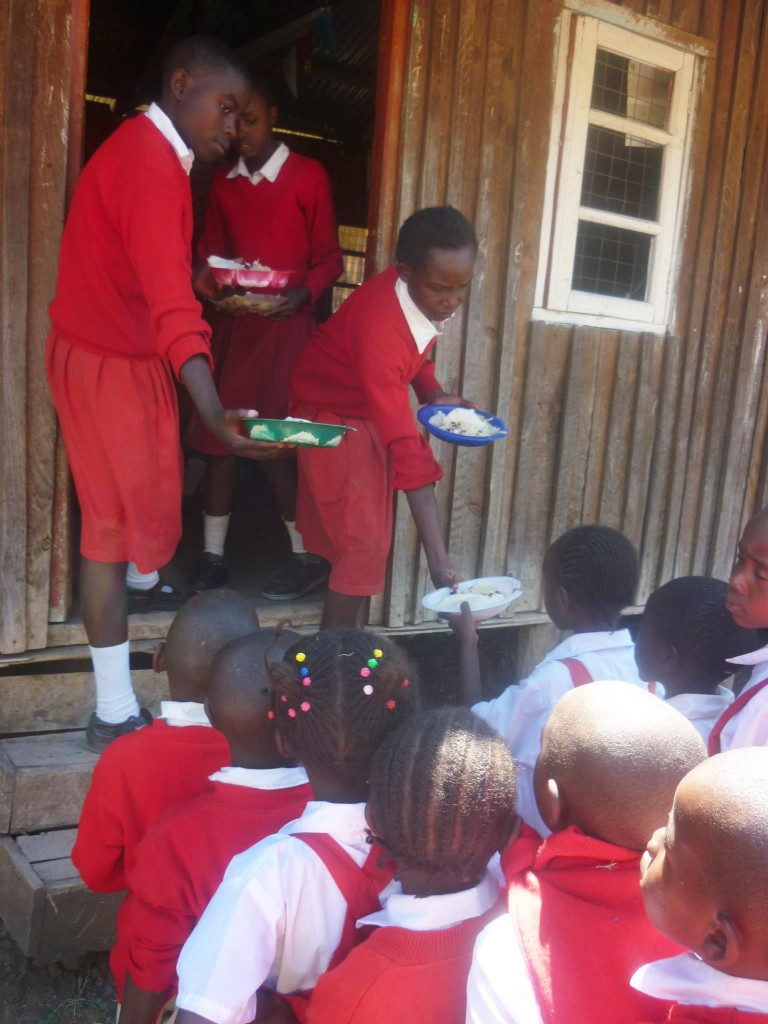 3,600 school meals donated to a primary school in Kenya: Jalia Charity