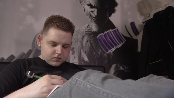 Ben Clifton Teenage Cancer Sufferer
