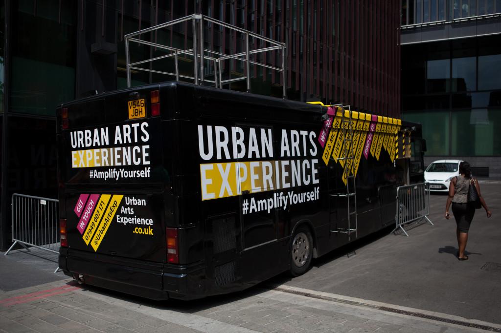 Music Is My Healer: Urban Arts