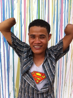 Five For Friday Interview with Sok, Cambodia
