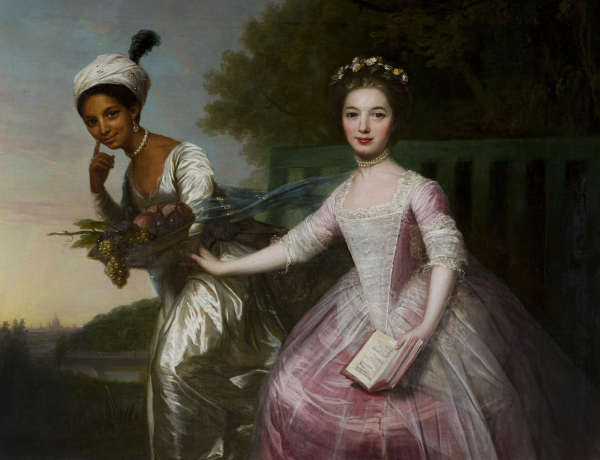 Dido Belle painting